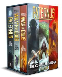 Paternus: The Complete Trilogy (The Paternus Trilogy) by Dyrk Ashton - Kindle edition £2.12 from Amazon