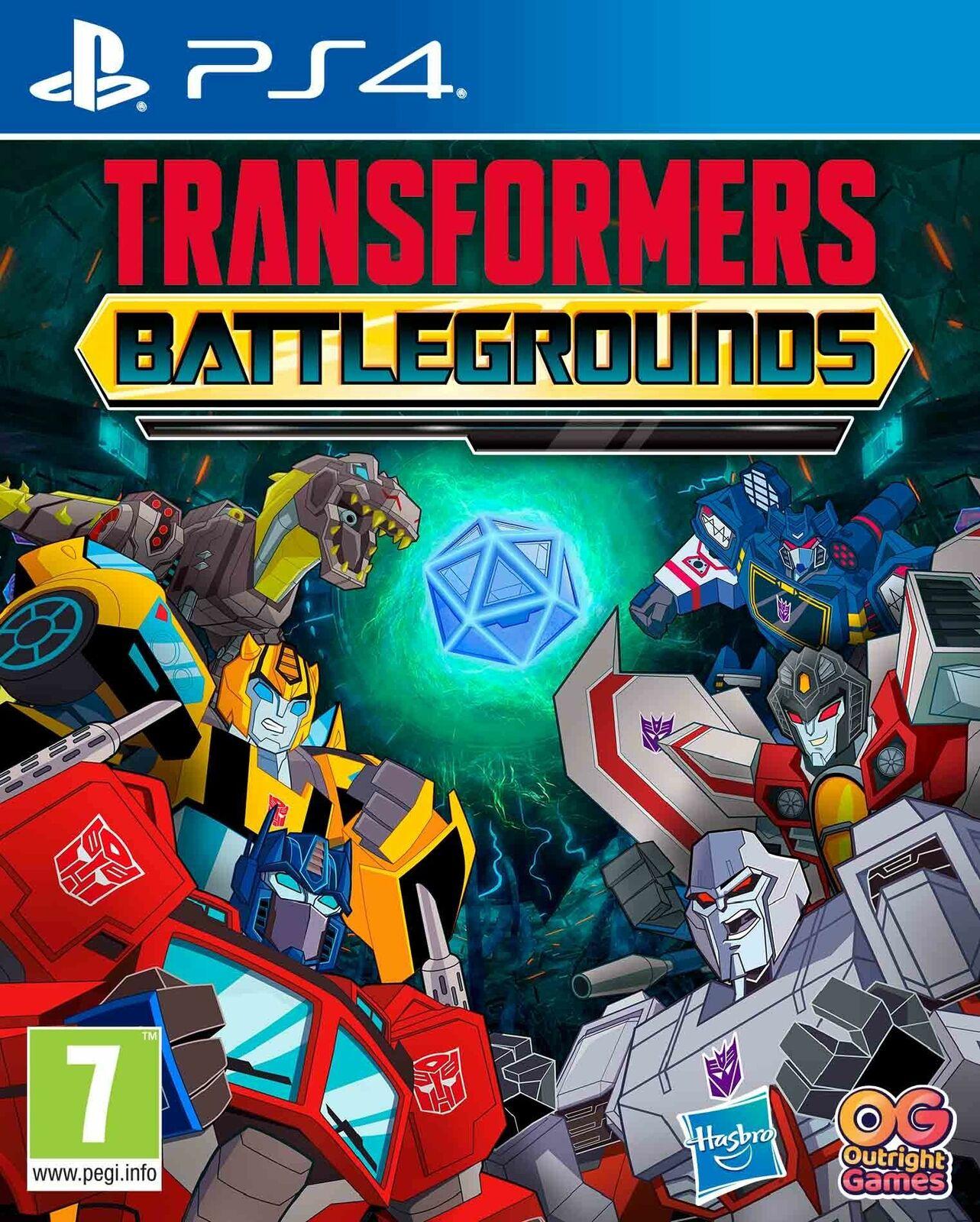 Transformers: Battlegrounds for PS4 / Xbox £9.99 @ Boss Deals / Ebay