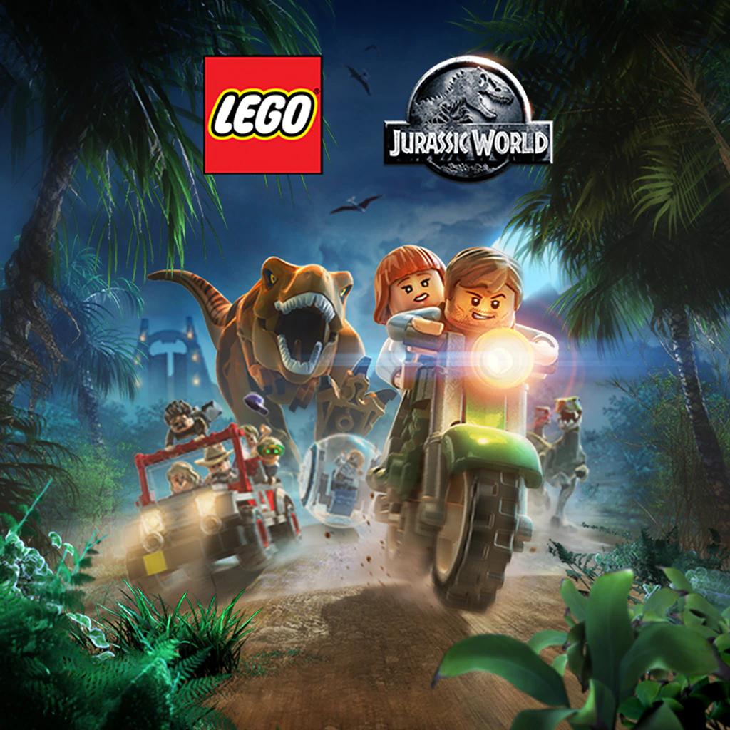 LEGO® Jurassic World™ PC - £3.20 @ Greenman Gaming
