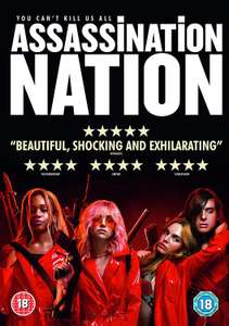 Assassination Nation. HD to own £2.99 @ Amazon Prime Video