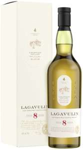 Lagavulin 8 Year Old Single Malt Scotch Whisky 70 cl with Gift Box - £48.23 @ Amazon