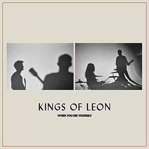 """Kings Of Leon - When You See Yourself 180 gram 12"""" vinyl sleeve jacket £12.35 + £2.99 NP at Amazon"""