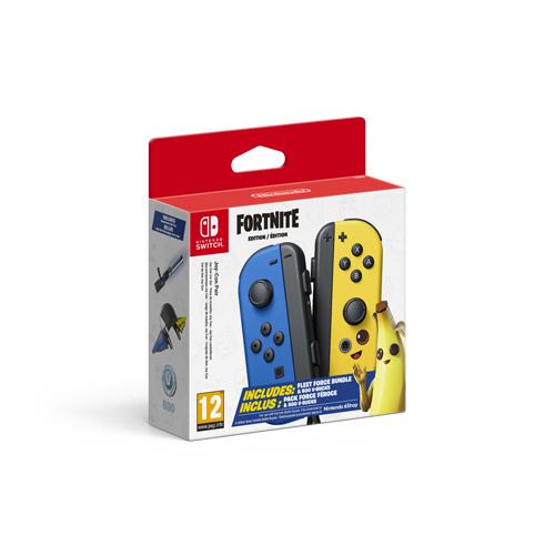 Nintendo Switch Joy-Con Pair Pre-Order - Fortnite Edition - £59.99 delivered @ Zatu Games