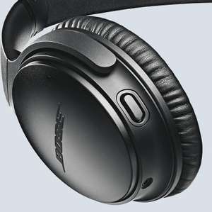 BOSE QuietComfort QC35 II Wireless Noise-Cancelling Headphones - £179.99 / £183.48 delivered @ Ebuyer