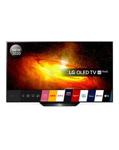 "LG OLED55BX6LB 55"" 4K HDR OLED TV - £863.49 Delivered (Using Code) @ JD Williams"