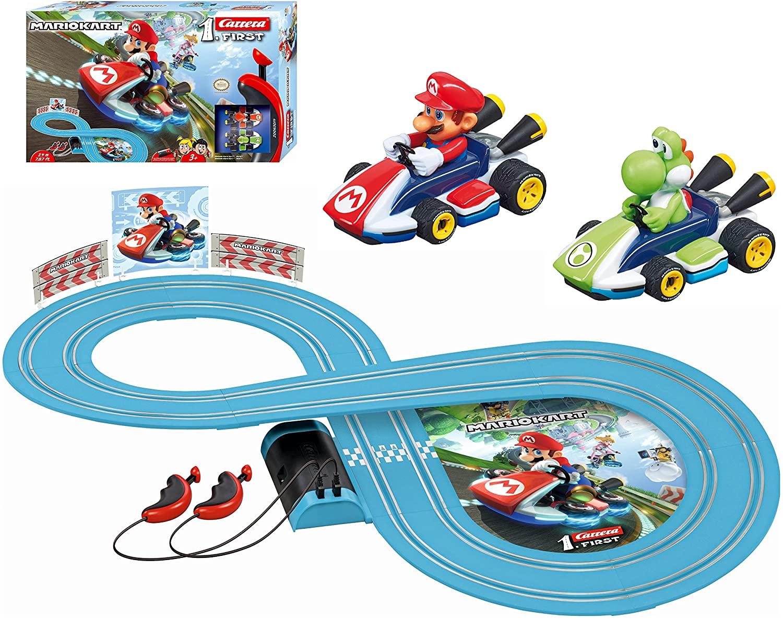 Carrera First Mario Kart (Scalextric) - £19.99 Prime (+4.49 non Prime) @ Amazon