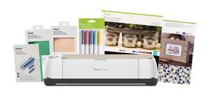 Cricut Maker Smart Cutting Machine with Foil Transfer Accessories £379.99 Members Only @ Costco