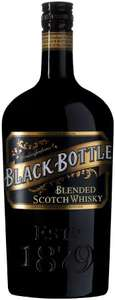 Black Bottle Blended Scotch Whisky, 70cl £14.15 Prime at Amazon (+£4.49 non Prime)