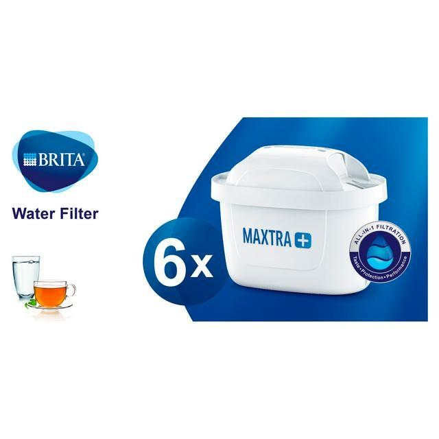 Brita Maxtra+ Water Filter 6 Pack £20 at John Lewis & Partners (£2 Click & Collect)