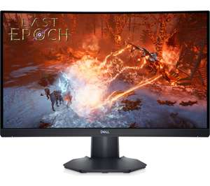 Dell S2422HG 23.6 Inch Full HD VA 350nits 165Hz FreeSync Premium Curved Gaming Monitor, £154 at Currys PC World