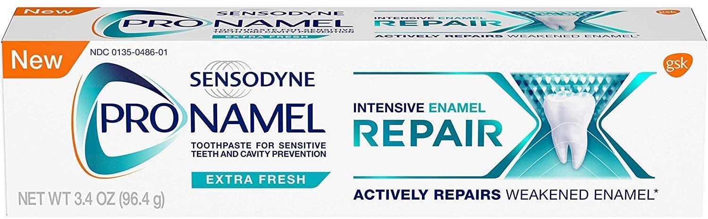 Sensodyne Pronamel Extra Fresh Intensive Enamel Repair 75ml 2 for £6 @ Boots