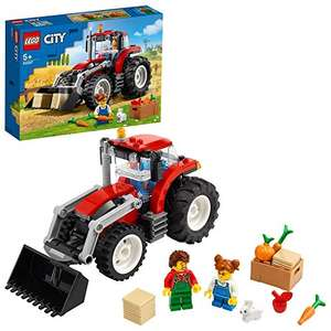 LEGO 60287 City Great Vehicles Tractor £11.99 (Prime) + £4.49 (non Prime) at Amazon