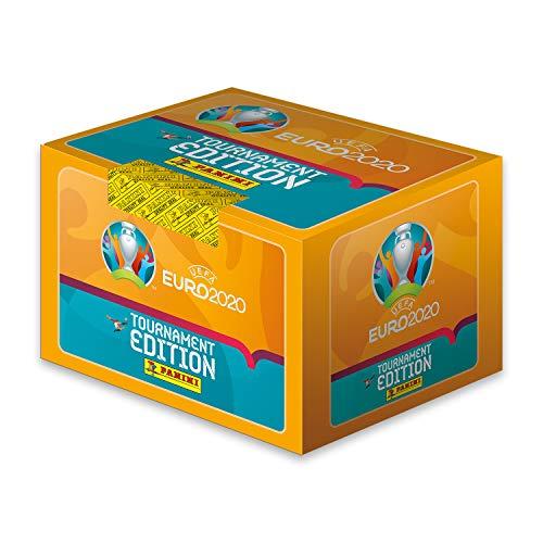 Panini Euro 2020 stickers x100 £65.27 at Amazon