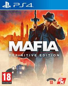 Mafia Definitive Edition [PS4 / Xbox One] £11.97 delivered @ Currys PC World