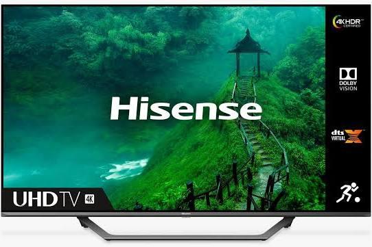 Hisense 55AE7400FTUK 55 Inch 4K Ultra HD Smart TV £359.99 (Members Only) at Costco