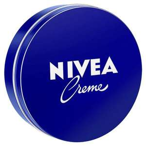 Nivea Crème Tin 75ml - Only 49p - Order & Collect Only @ Superdrug