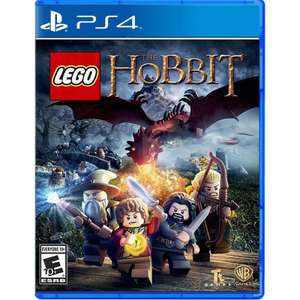 LEGO The Hobbit for PS4 £9.99 @ MyMemory