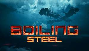 Boiling Steel VR £3.41 @ Steam Store