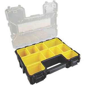 Stanley Fatmax Deep Pro Organiser £14.99 Free Collection @ Screwfix