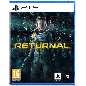 Returnal for PS5 £54.98 with code at 365games