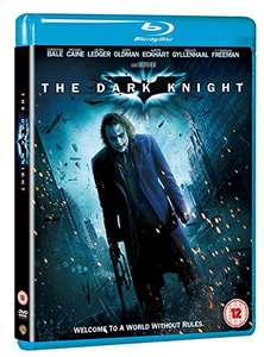 The Dark Knight Blu-ray 2 Disc Special Edition £5.58 (+£2.99 Non Prime) @ Amazon