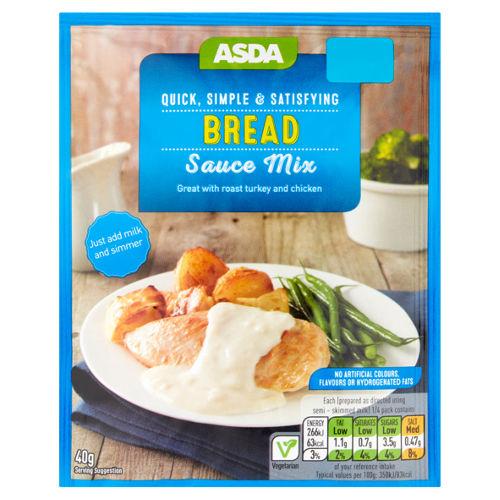 Asda Bread Sauce Mix - 40g - 5p instore @ Asda Oldbury