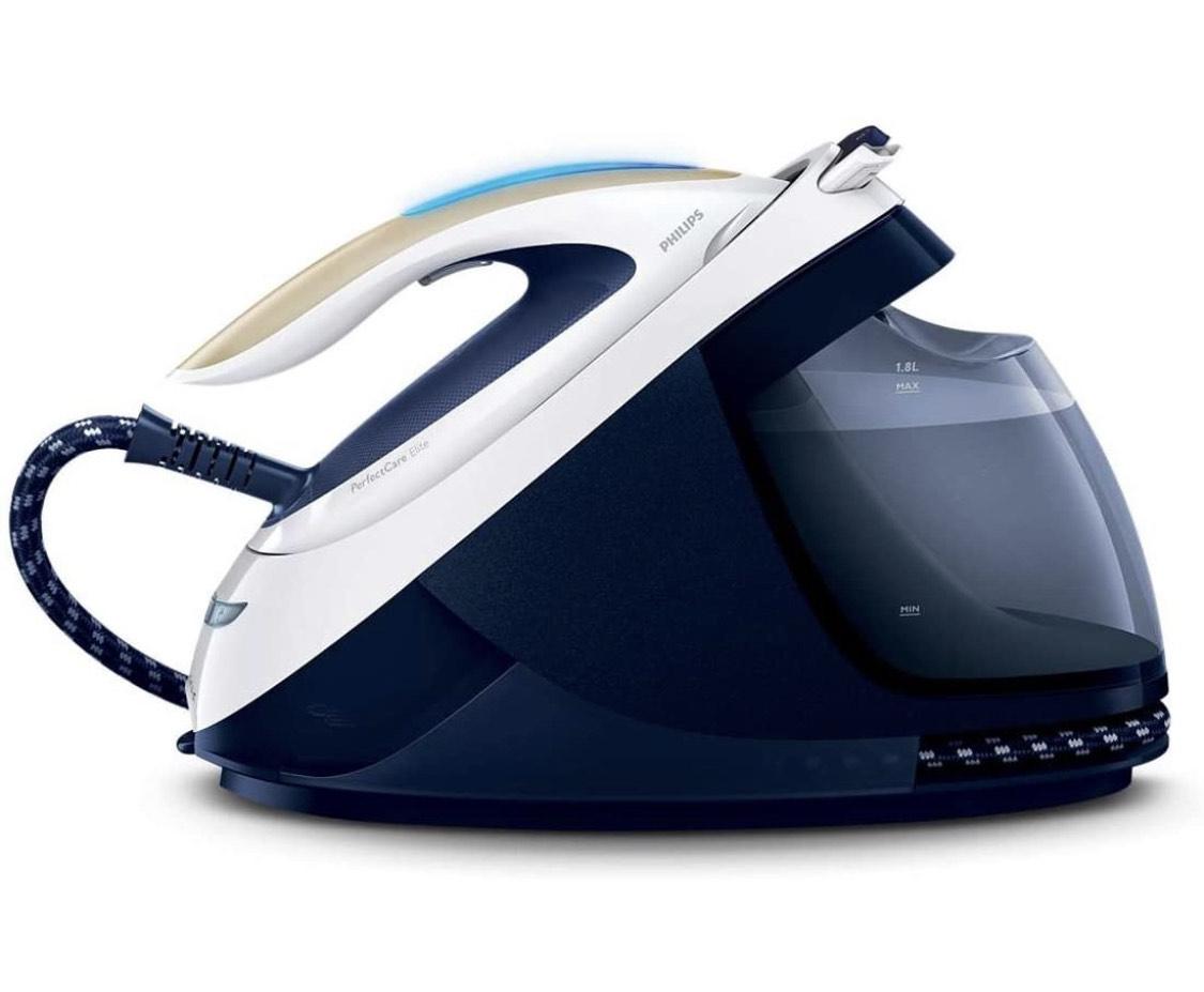 Philips GC9630/20 PerfectCare Elite Steam Generator Iron - £189.99 @ Amazon