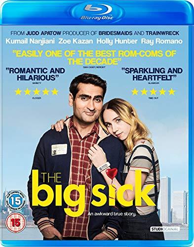 The Big Sick [Blu-ray] £3.50 (+£2.99 Non Prime) @ Amazon