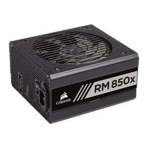 Corsair PSU RM850x 80+ Gold Modular Power Supply Unit £99.97 (+£4.99 Delivery) @ Laptops Direct