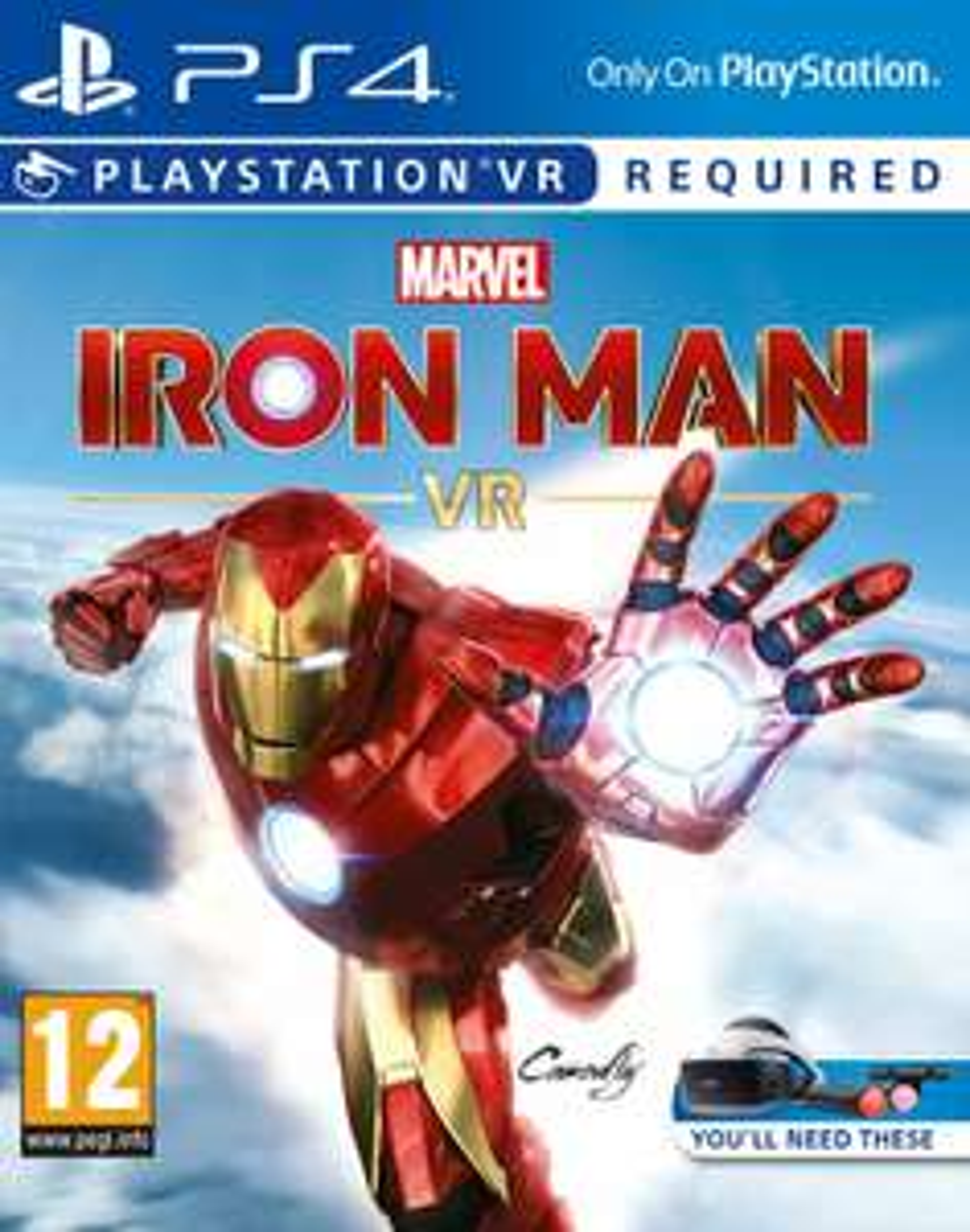 Marvel's Iron Man VR for PS4 - £17.99 @ Boss Deals / Ebay