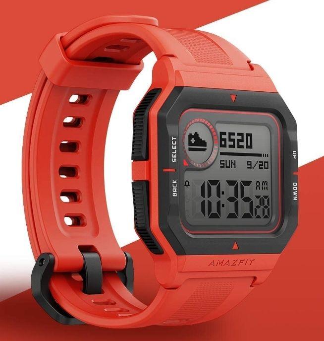 Amazfit Neo - Smartwatch Orange 37 Day Battery 5ATM Tracker - £21.05 (UK Mainland) - Sold By Amazon EU @ Amazon