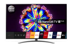 LG 86NANO916NA 86 Inch NanoCell 4K Ultra HD Smart TV £1899 @ Costco