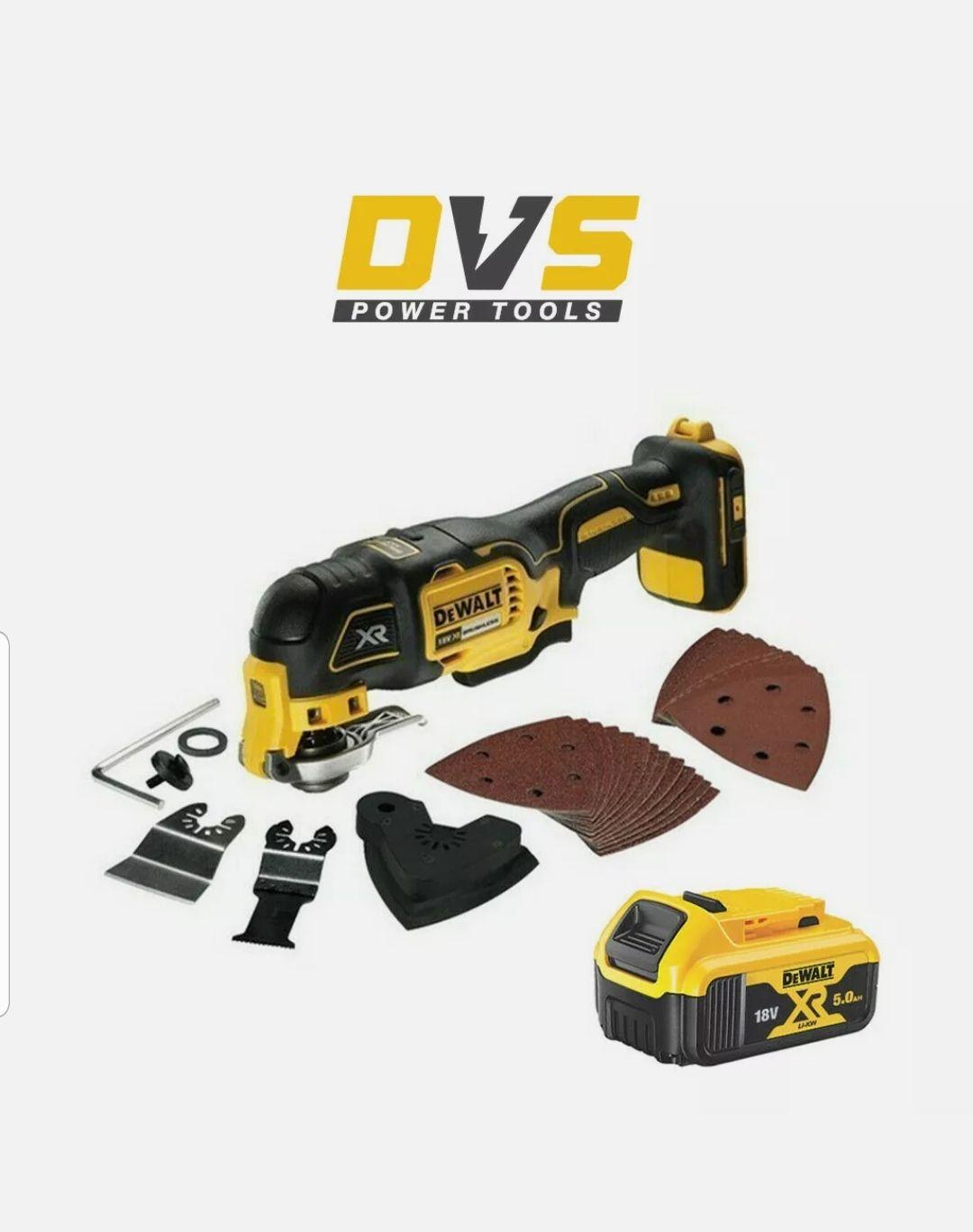Dewalt DCS355N Multitool £177.95 dvspowertools eBay