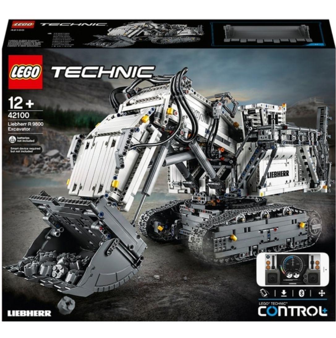 LEGO 42100 Technic Liebherr R 9800 - £281.99 @ Smyths