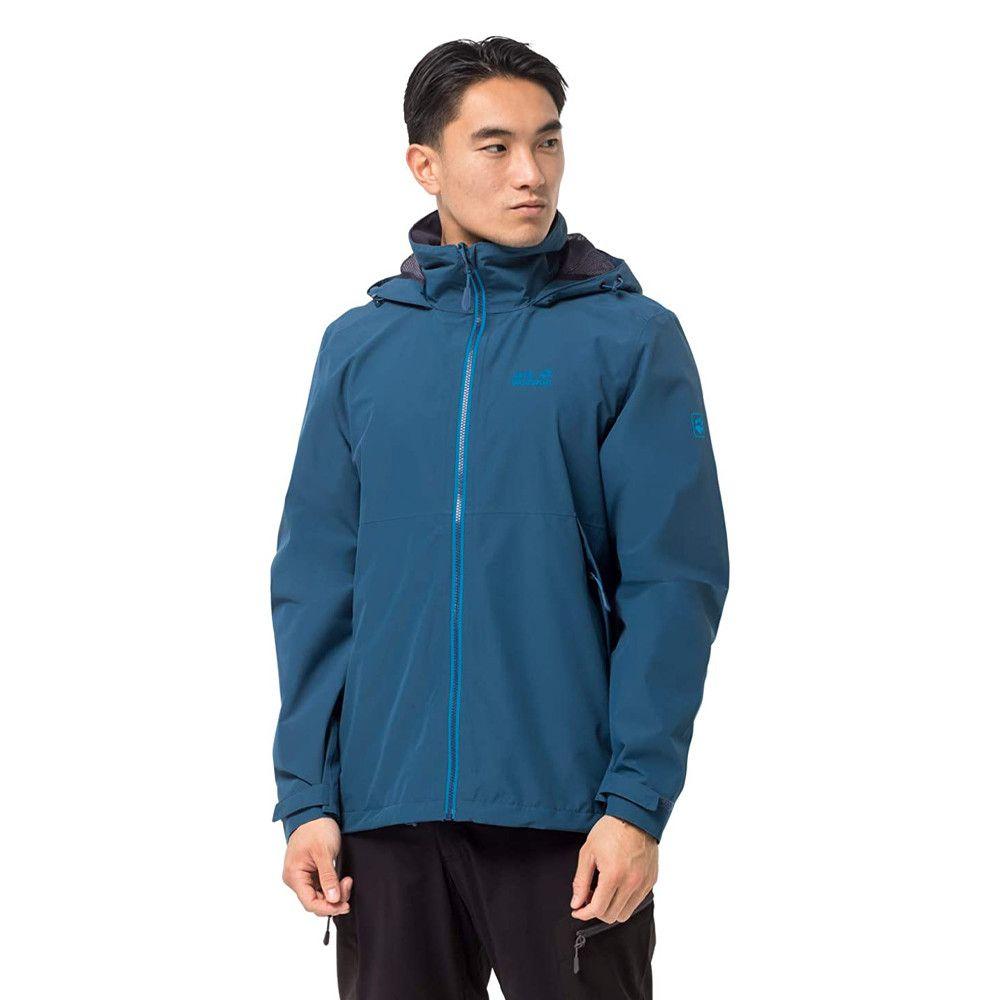 Jack Wolfskin Evandale Waterproof jacket £49.99 + £4.99 delivery @ SportsShoes