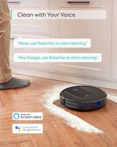 eufy BoostIQ RoboVac 30C £189.99 Sold by AnkerDirect and Fulfilled by Amazon