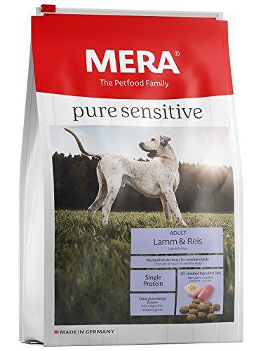 Mera Dog Pure Sensitive Lamb and Rice Dog Food 12.5 kg - £10.99 (+£4.49 Non-Prime) @ Amazon