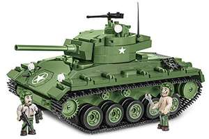 COBI 2543 M24 Chaffee Tank Building Blocks £25.78 (UK Mainland) Dispatched from and sold by Amazon EU @ Amazon