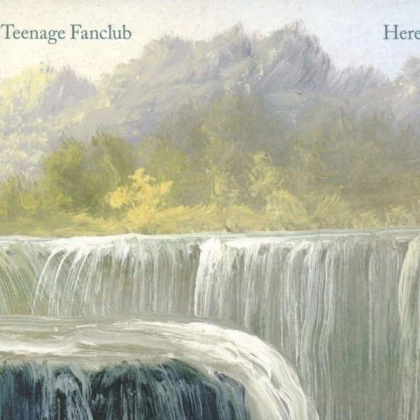 "Teenage Fanclub – Here 12"" Vinyl - £10.99 @ eBay / HMV_Official_Store"