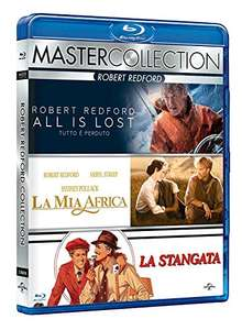 Robert Redford Collection [Blu-ray] - £8.17 delivered (UK Mainland) @ Amazon Italy