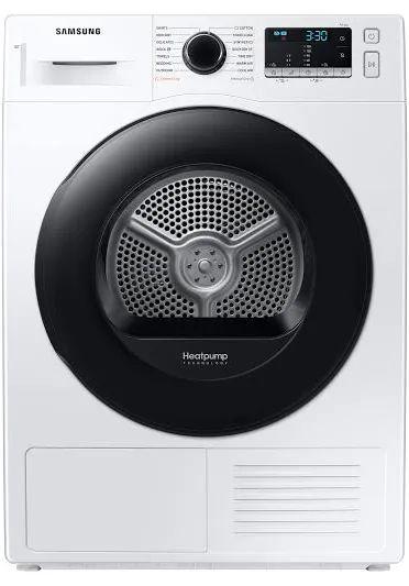 Samsung DV90TA040AE/EU, 9kg, Heat Pump Tumble Dryer, A++ Rated in White £574.89 at Costco