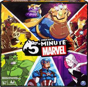 5-Minute Marvel Game £12 + £3.99 delivery at The Entertainer