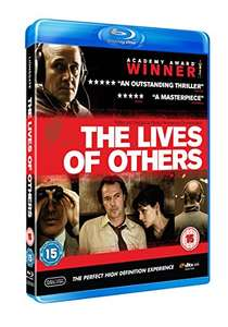 The Lives of Others Blu-ray - £4.80 (+£2.99 Non Prime) @ Amazon