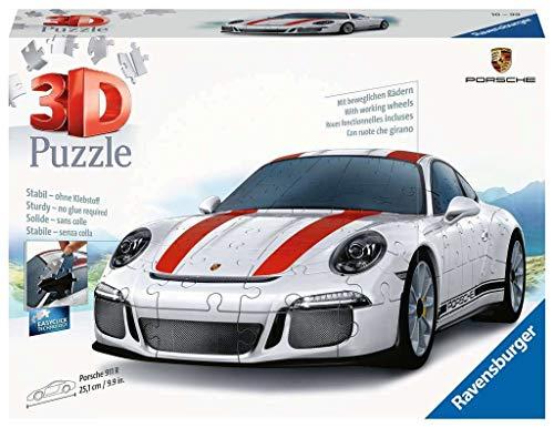 Ravensburger Porsche 911 108 Piece 3D Jigsaw Puzzle £12.25 (Prime) + £4.49 (non Prime) at Amazon