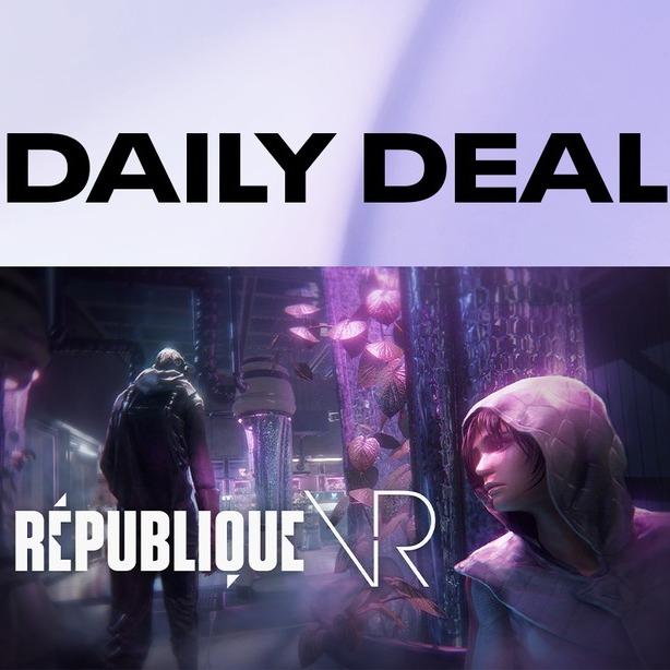 Oculus Deal of the Day - République VR £6.99 @ Oculus Store