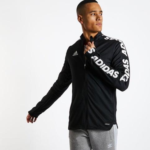 Adidas Tiro21 Track Top Jacket Now £24.99 Free Delivery Flex Members @ Footlocker