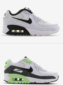 Older Kids (Small Adult sizes up to 6) Nike Air Max 90 Trainers Now £44.99 Free Delivery @ Footlocker