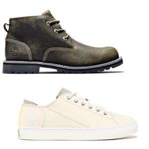 Up to 50% Off Sale + 10% Off with code + Extra 20% Off if buying 2 items + Free UK Mainland Delivery & Free Returns @ Timberland