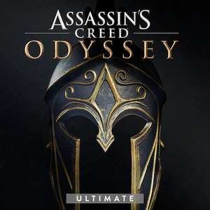 Assassin's Creed Odyssey - Ultimate Edition (PS4) £27.29 @ Playstation Store