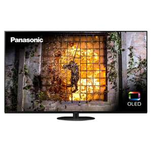 "Panasonic TX55HZ1000B 55"" Ultra HD 4K Pro HDR Master OLED TV - £1149 with Voucher @ Hughes"